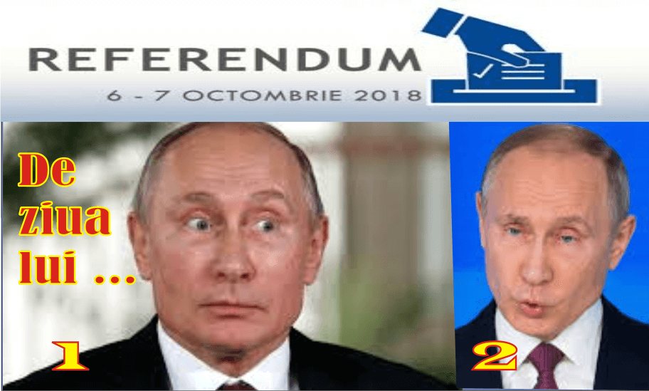 Este organizat de ziua lui Putin